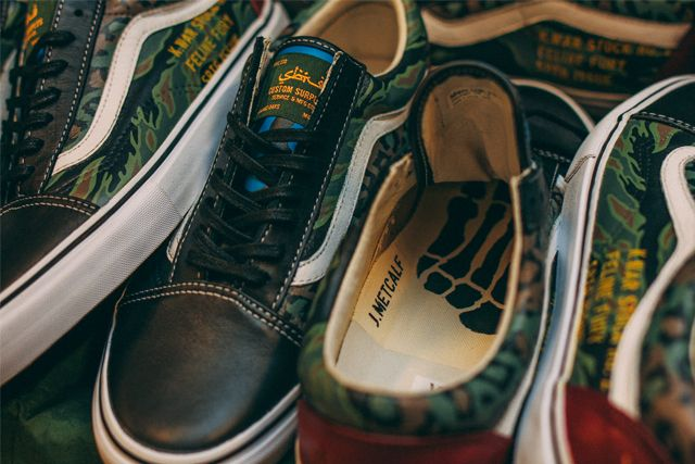Sbtg X Kadir Warriors Vans Pack 1