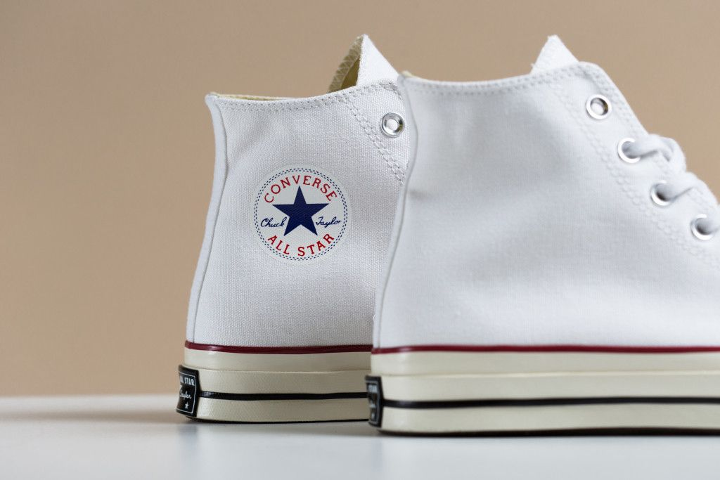 Converse Chuck Taylor All Star 70 Optical White Pack 3
