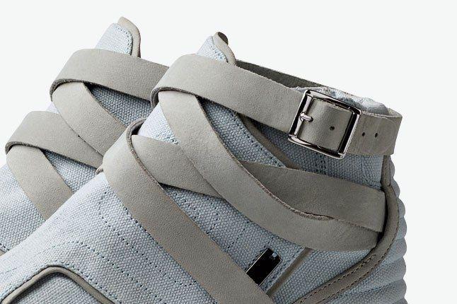 Adidas Slvr Fashion Mid Strap Moss Green 4 1