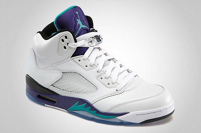 Jordan 5 Grape 2013 1