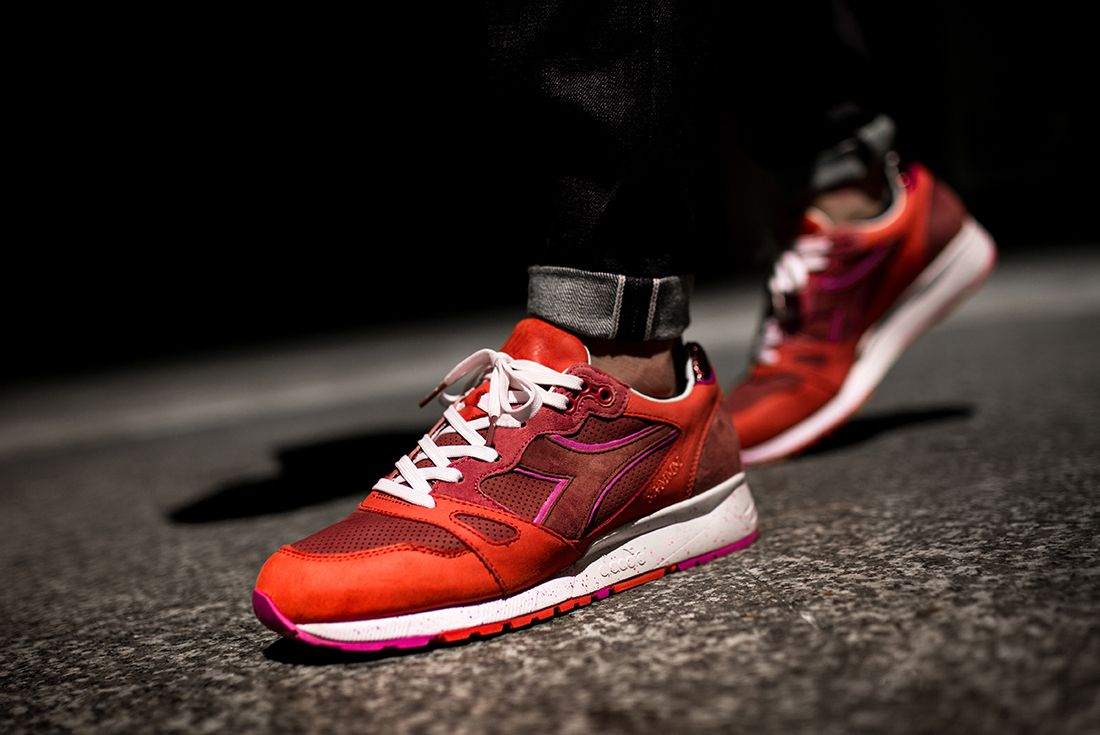 The Good Will Out X Diadora The Rise And Fall Of The Roman Empire Pack3