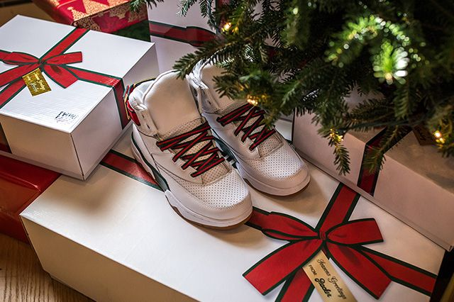 Packer Shoes X Ewing 33 Hi Christmas Collection 3