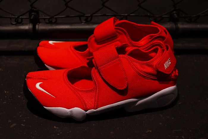 Nike Air Rift Nonfuture Red 4