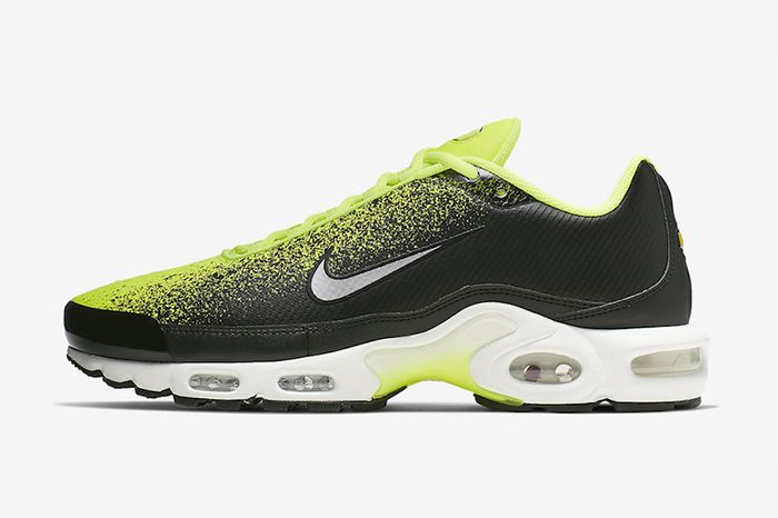 Nike Air Max Plus Tn Se Volt Ci7701 700 Release Date Lateral