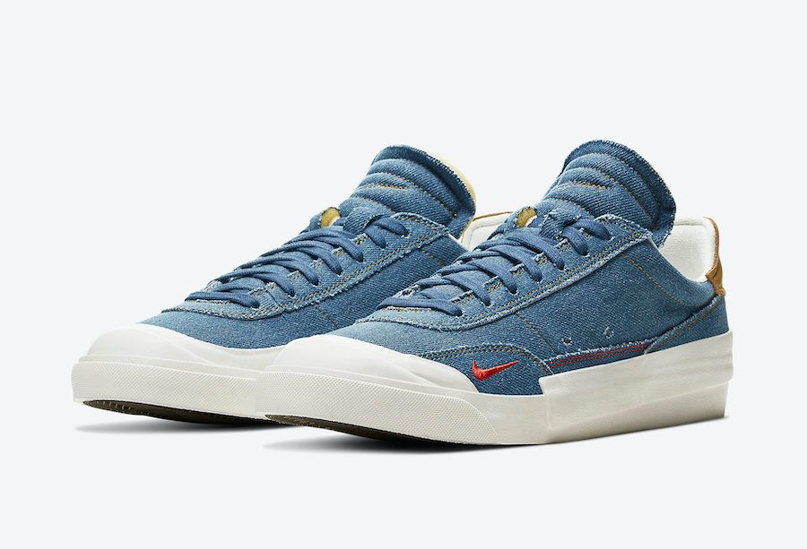 Nike Drop-Type LX Denim Angled