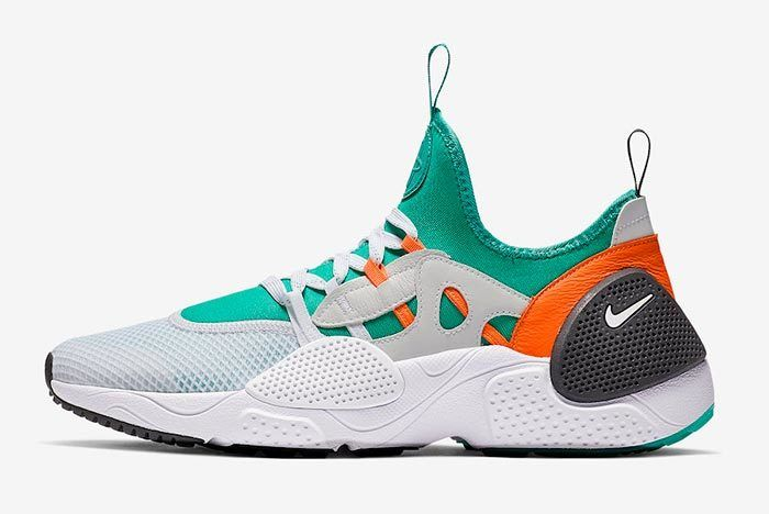 Nike Air Huarache Edge Emerald 2