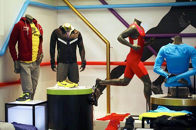Nike Sydney Pop Up Store 5 1