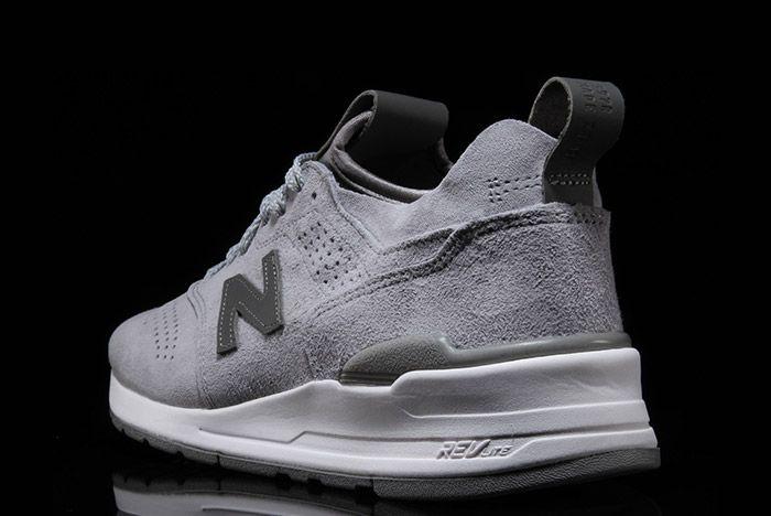 New Balance 997 Deconstructed Grey 4