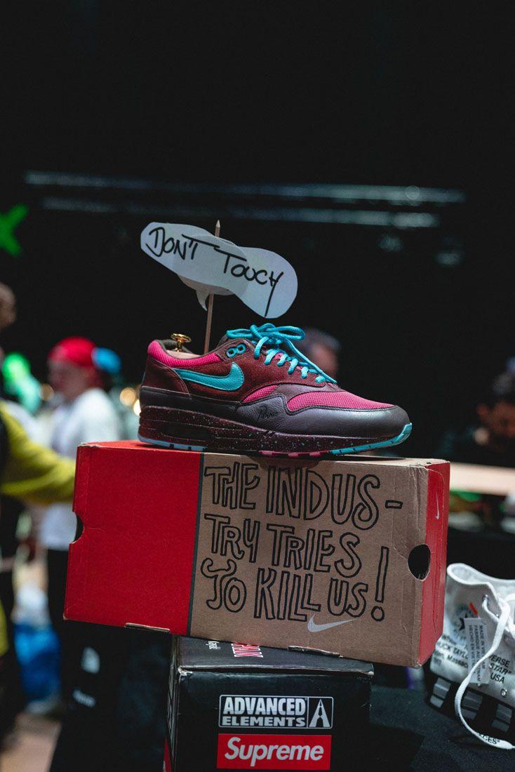 Sneakerness Zurich 2019 Event Recap 47 Parra Nike Air Max 1