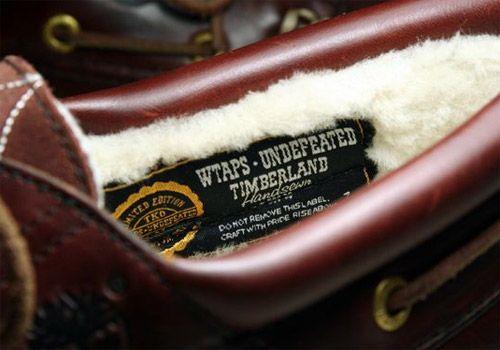 WTAPS x Timberland Lug