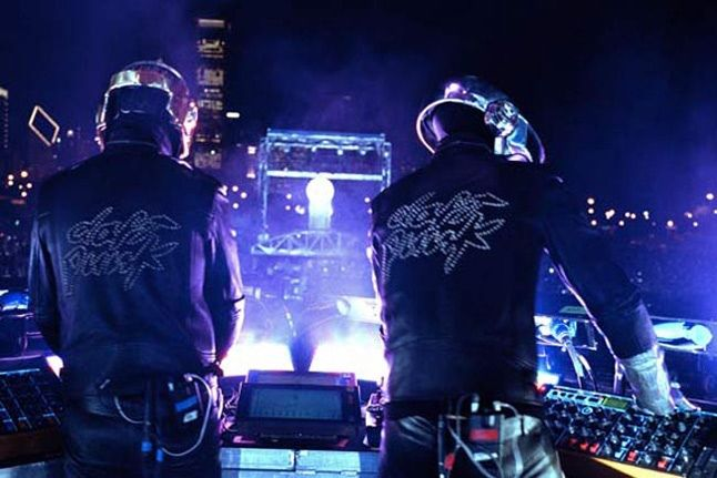 Daft Punk Electrowars 1