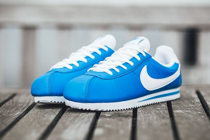 Nike Cortez Gs Photo Blue