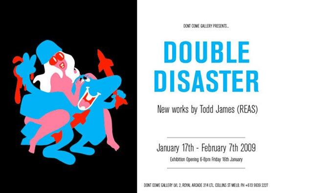 Double Disaster By Todd James Reas 1