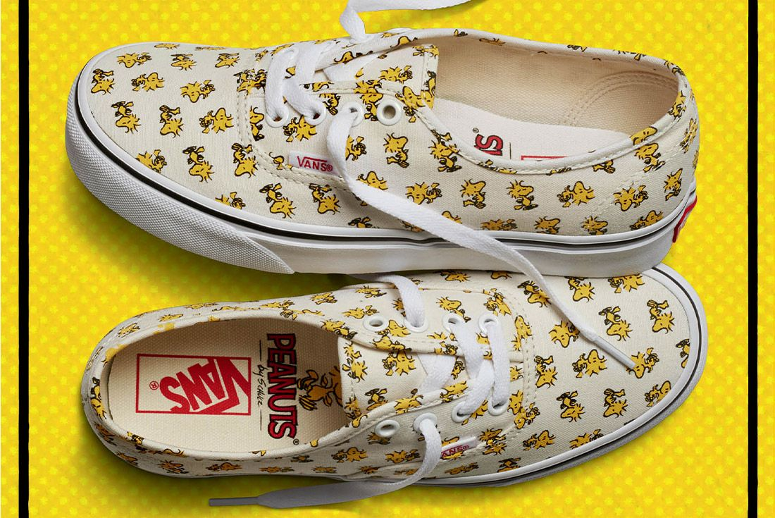 Vans Peanuts Collaborative Collection 6