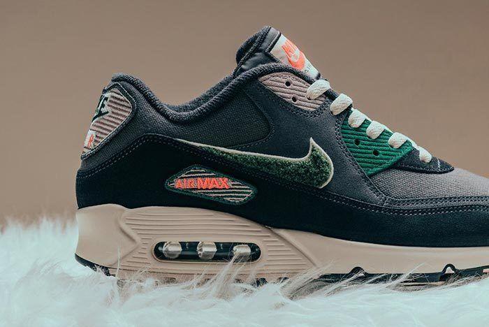 Nike Air Max Rainforest Pack 4