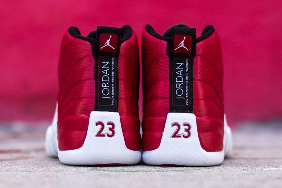 Air Jordan 12 Gym Red 1