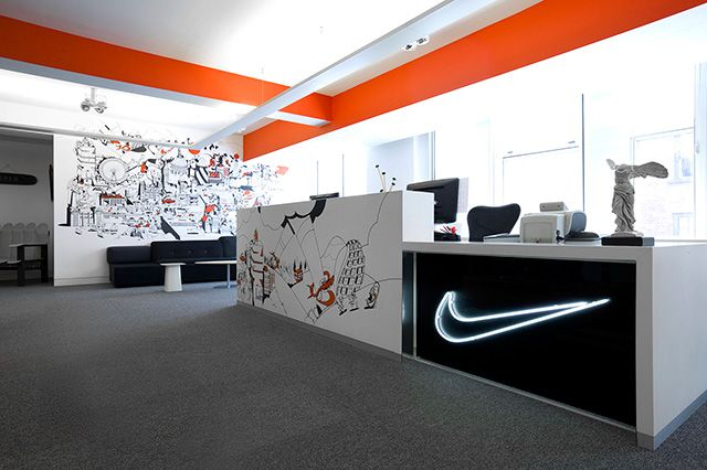 Nike Uk Hq Rosie Lee Makeover 10