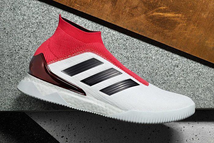 Adidas Nemeziz Predator Tango 18 Tr White 1