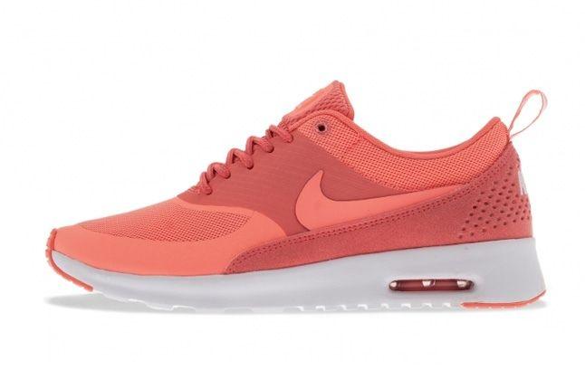 Atomic Pink Nike Air Max Thea Nike Air Max Thea (Atomic Pink) - Sneaker Freaker