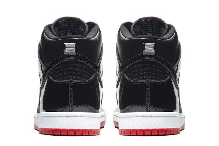 Nike Sb Dunk High Bred 3 Sneaker Freaker1