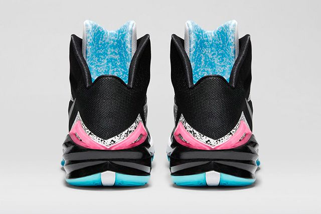 Nike Hyperdunk 2014 Kyrie Irving Pe Black Digital Pink 3