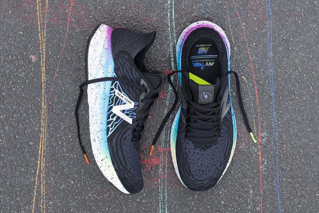 New Balance Fresh Foam 1080V10 Nyc Marathon 2019 Hero