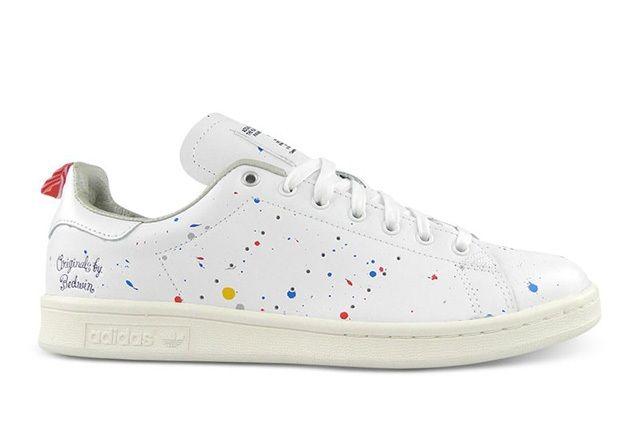 Adidas Bw Stan Smith White Bump 4