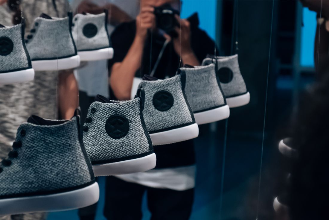 Converse All Star Modern Launch 15