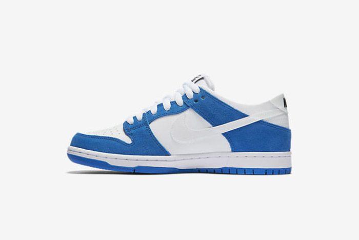 Nikesb Dunk 2016 Carolina Blue 1