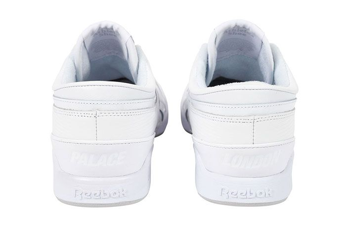 Palace Pro Workout Low White Heel