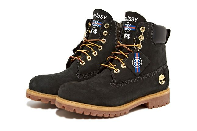 Stussy X Timberland 6 Boot Pack 3