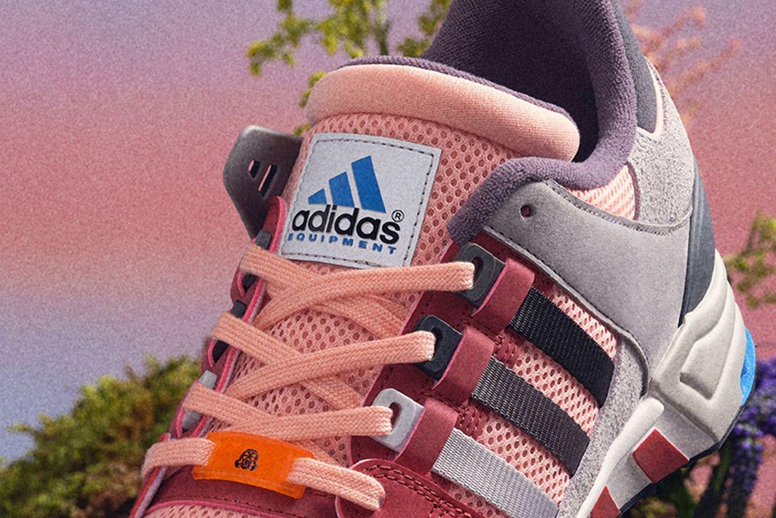 Footpatrol x adidas EQT Running Support 93