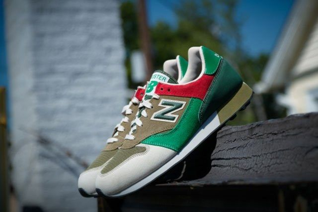New Balance Trailbuster Gucci 5
