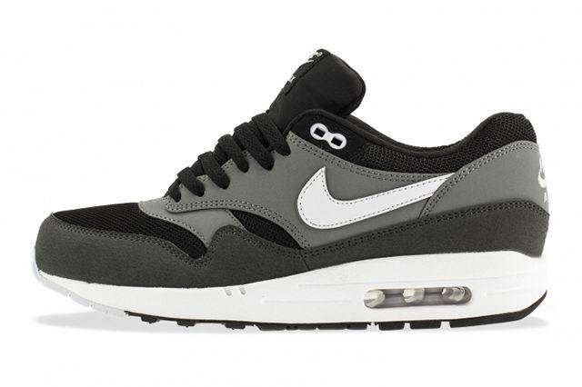 Nike Air Max 1 Black Cool Grey 2