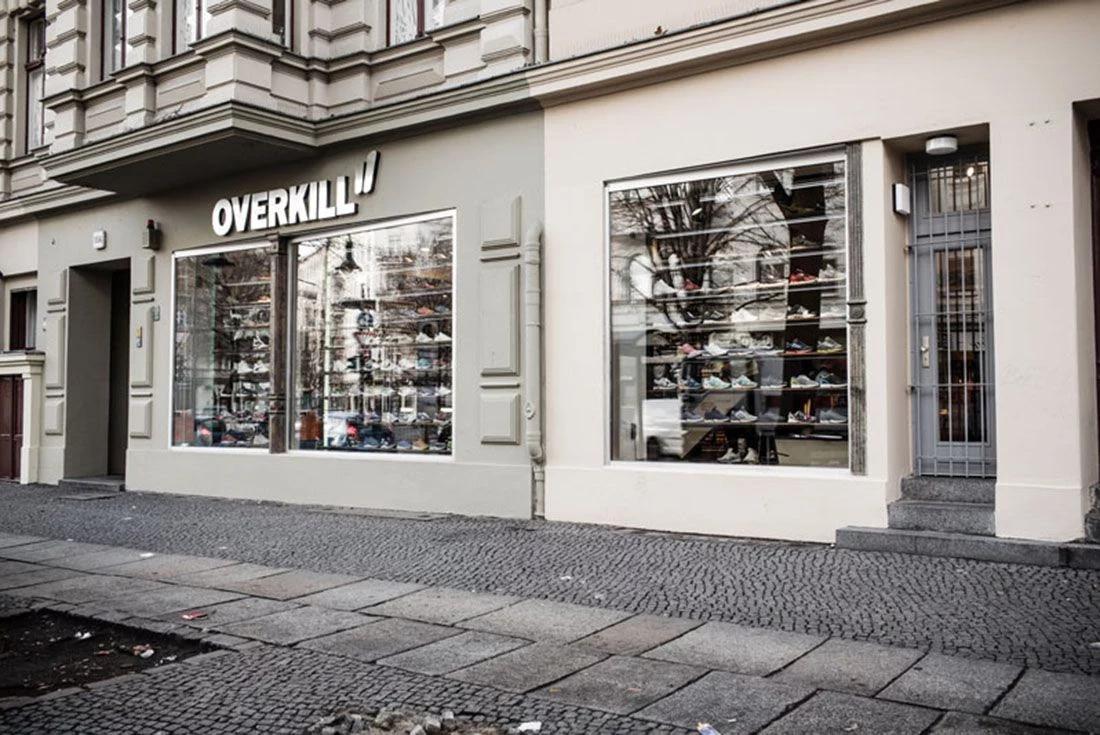 Overkill, Berlin