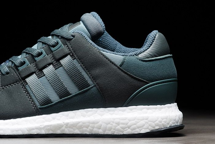 Adidas Eqt Support Ultra Boost Trace Green Utility Ivy 7