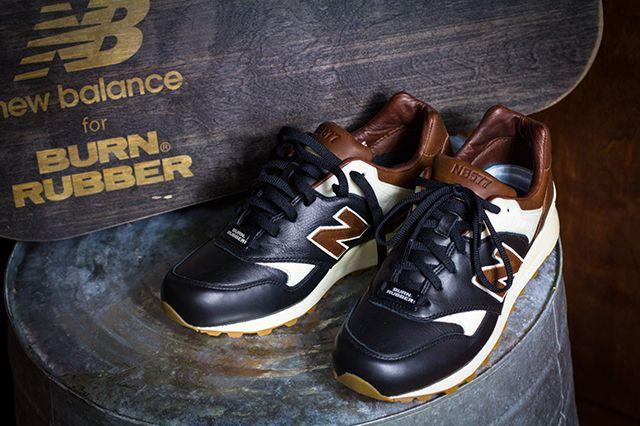 Burn Rubber New Balance 577 1