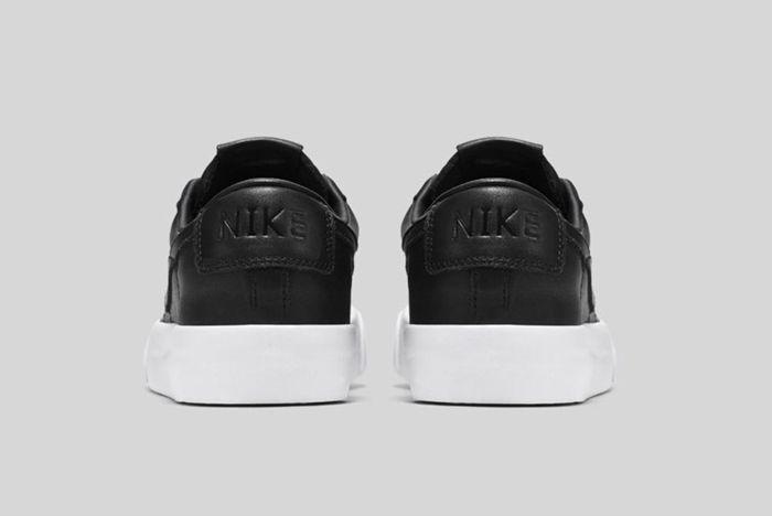 Nike Blazer Low Premium Leather 3