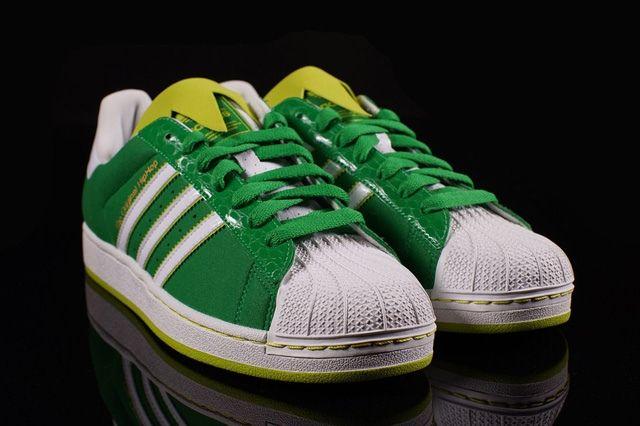 Adidas Superstar Ii Kermit 3