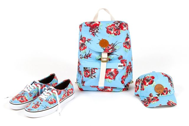 Vans X Star Wars Yoda Aloha Accessories Collection 2