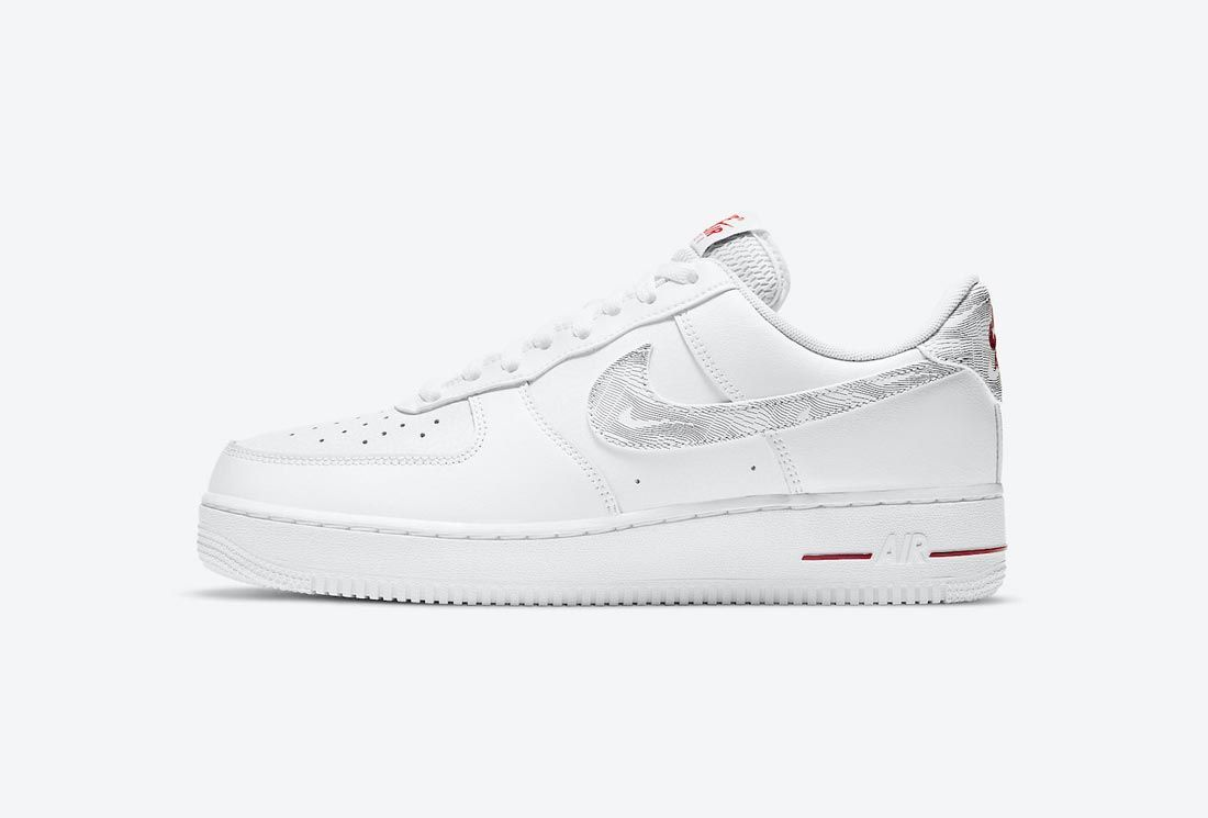 Nike Air Force 1 'Topography Pack'