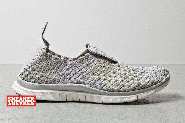 Nike Free Woven Grey 1 1
