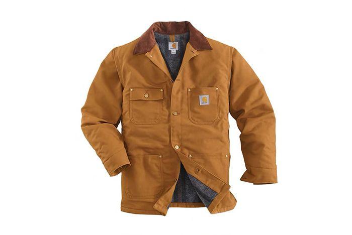 4 Carhartt Chore Coat