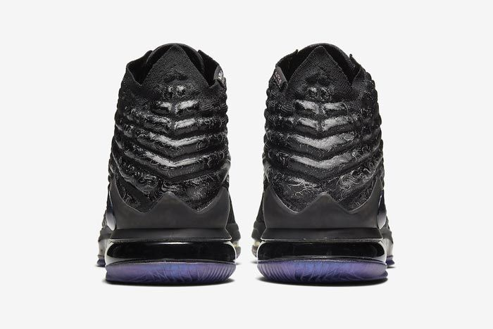 Nike Lebron 17 Currency Heels