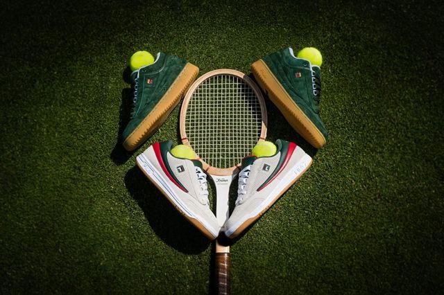 Packer Shoes Fila Tennis Hall Of Fame Teaser 1