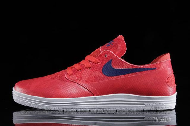 Lunar One Shot World Cup Pack Red Sideview