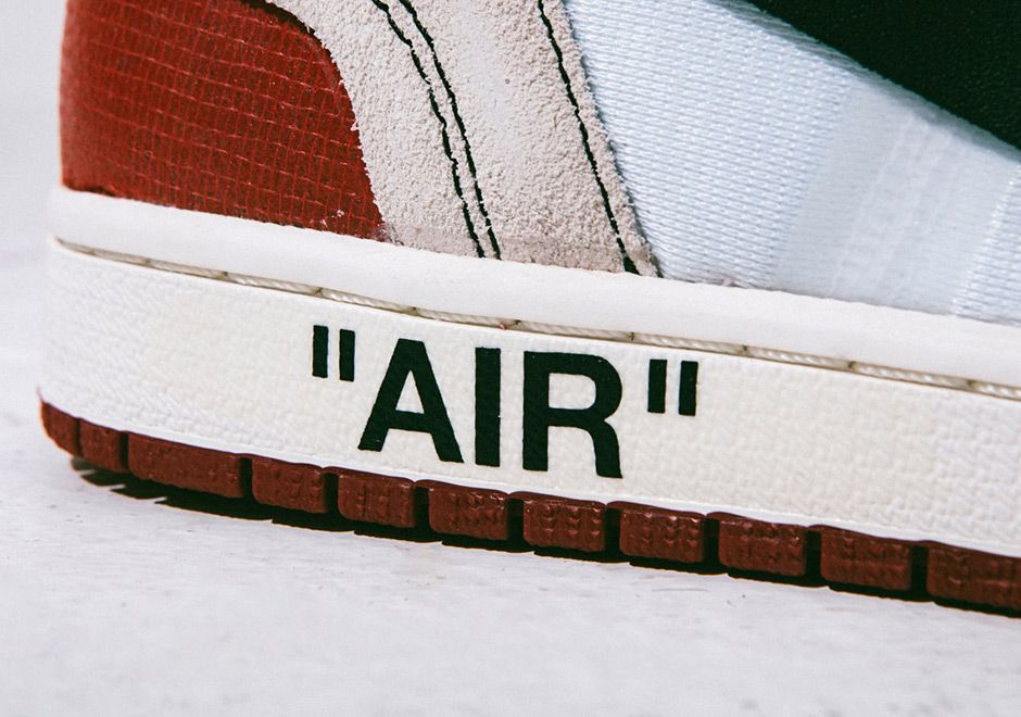 Air Jordan Off White Packaging 7 1