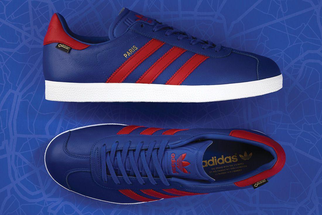 Adidas Gazelle Gtx Size Exclusive City Series – Paris 5