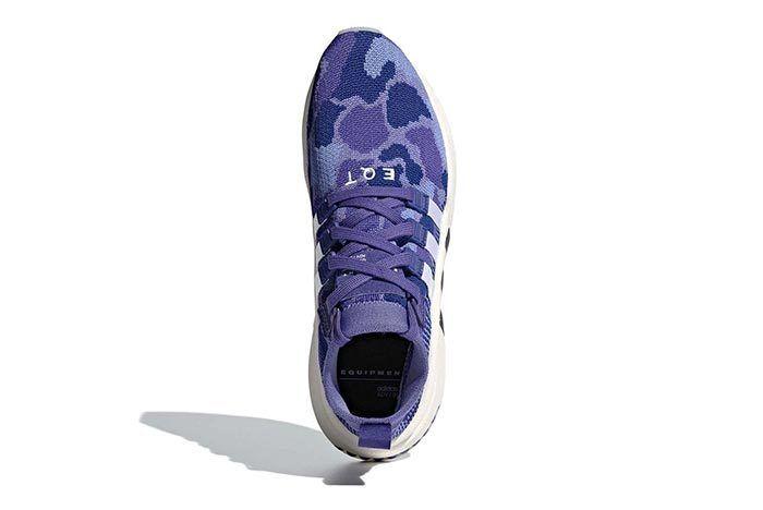 Adidas Eqt Support Mid Adv Purple Camo 3