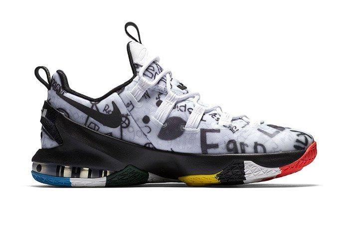 Lebron James Foundation Nike 13 2